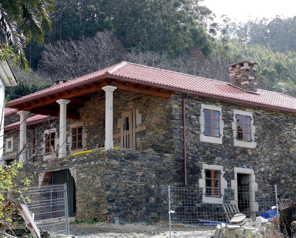 Arquitectura aut ctona ferm n goiriz d az - Subvenciones rehabilitacion casas antiguas ...