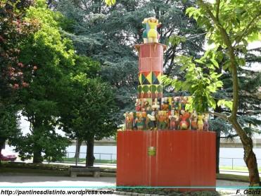 Cantón de Molíns - Monumento a la música - Ferrol 29-06-2009 - F. Goiriz