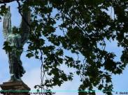 Detalle monumento a los ferrolanos muertos en las campañas de África- Ferrol 29-06-2009 - F. Goiriz