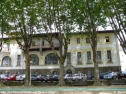 Edificio de Correos - fachada cantón- Ferrol 29-06-2009 - F. Goiriz