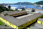 Factoria de Subsistencia de la Armada - puerto y ría de Ferrol - F. Goiriz (Large)
