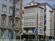Galerías edificio farmacia del Cantón - Ferrol 29-06-2009 - F. Goiriz