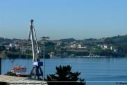 O Seixo - desde la carretera alta del puerto - Ferrol - Mugardos - F. Goiriz
