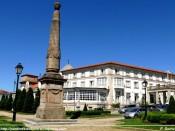 Obelisco de Churruca - Parador Nacional de Turismo - Ferrol 01-06-2009 - F. Goiriz