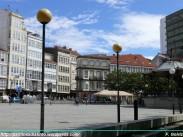 Plaza da constitución - Ferrol 29-06-2009 - F. Goiriz