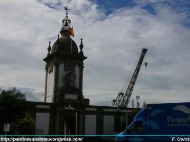 Puerta del Dique - Ferrol 29-06-2009 - F. Goiriz
