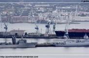 Galicia Spirit entrando en el dique de Navantia Ferrol - 08- 07-2009 - F. Goiriz (Large)