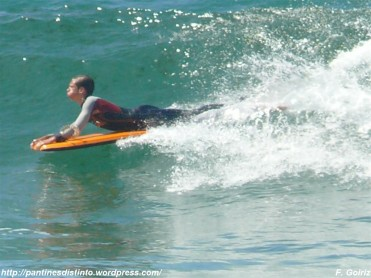 Bodyboard - f. goiriz