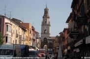 Calle de la puerta del Mercado - Arco del Reloj - Toro (2) - F. Goiriz