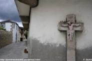 Cruz e Cristo de pedra - Barrio de Xunqueira - Viveiro - 2009 - f. goiriz (2)