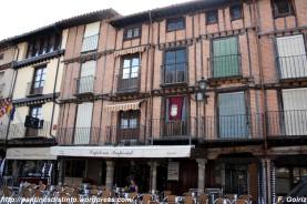 edificios calle de la Puerta del Mercado - Toro - F. Goiriz