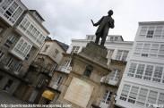 Estatua a Pastor Díaz - Plaza Mayor - Viveiro - 2009 - f. goiriz (16)