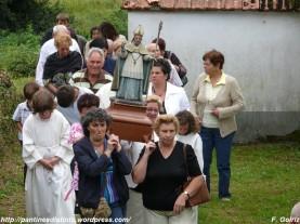 Procesión en honor a San Martiño - Pantín 28-08-2009 - F. Goiriz (16)