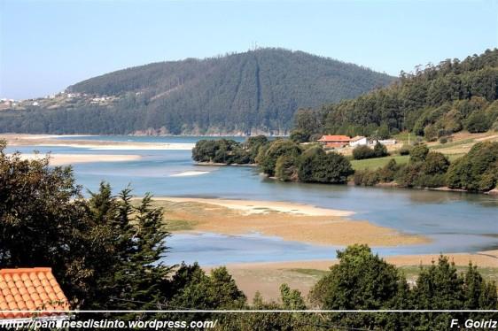 ría de Cedeira- Monte Burneira - (Pantín - Valdoviño) desde Campelo (Cedeira)- 28-09-09- f. goiriz-1 (2)
