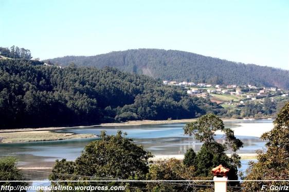 ría de Cedeira- Vilarrube (Valdoviño) desde Campelo  (Cedeira)- 28-09-09- f. goiriz-1