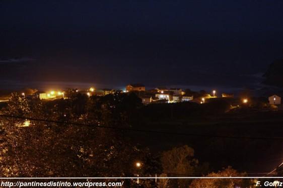 O Freixo pola noite - Pantín - Foto F. goiriz