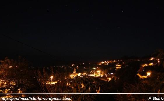 Panorámica nocturna 2 - Panín  - foto f. goiriz