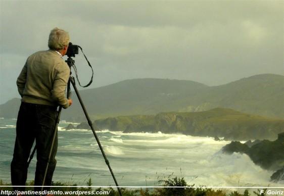 Fotografiando el temporal 08-11-2009 (220)-1 - foto F. Goiriz