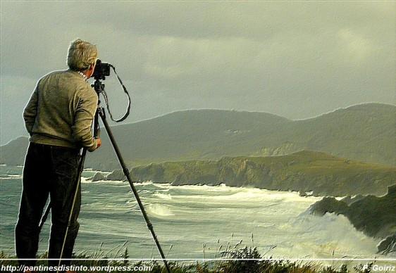 Fotografiando el temporal (añadido relieve) 08-11-2009 (220)-1-1 - foto F. Goiriz