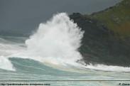 Temporal sobre la costa de Pantín - 05-11-09 - fotos F. Goiriz (5)