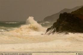 Temporal sobre la costa de Pantín - 05-11-09 - fotos F. Goiriz (7)