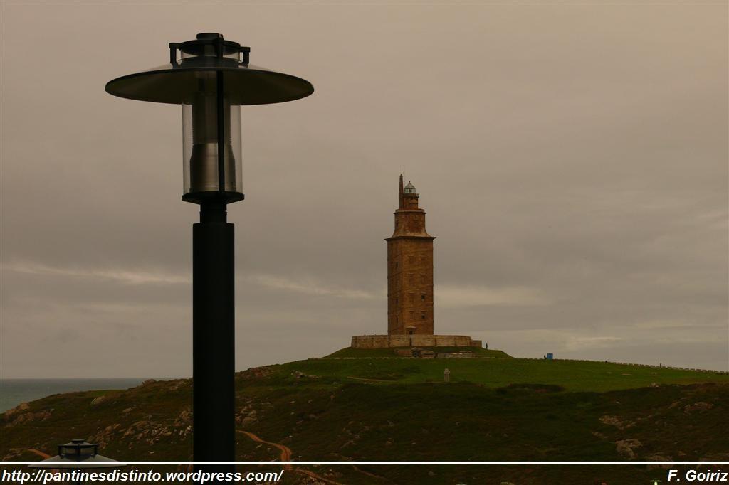 Torre de Hércules - Coruña - Patrimonio de la humanidad - Fotos F. Goiriz (2)