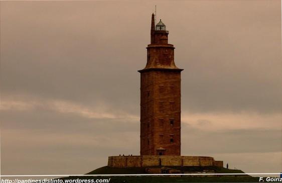 Torre de Hércules - Coruña - Patrimonio de la humanidad - Fotos F. Goiriz (4)