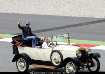 Senna - Hispania - Montmeló 2010 - Fotografía de José Mª Goiriz (Custom)