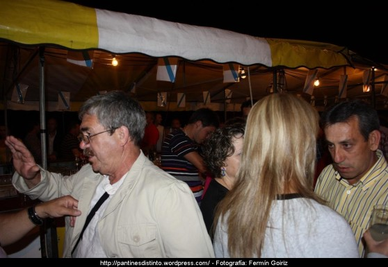 Fiestas de Santiago de Pantín 2010 - fotografía Fermín Goiriz