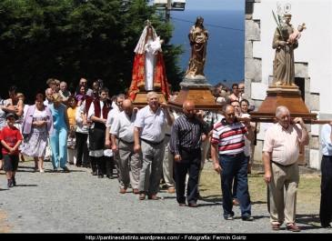 Pocesión Fiestas de Santiago de Pantín 2010 - Fotografías Fermín Goiriz (5)