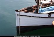 Proa embarcación histórica - puerto interior de Ferrol - fotografía por Fermín Goiriz