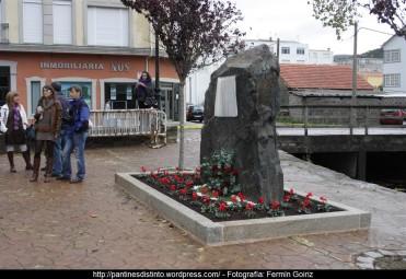 homenaje a las víctimas y presos del campo de concentración de Cedeira - 30 de octubre de 2010 - fotografía por Fermín Goiriz (12) (Custom)