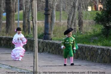 Carnaval en Cedeira 05-03-2011 - fotografía por Fermín Goiriz