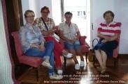 Mostra de Patchwork - arte en Cendón - Cedeira, xullo de 2011 - fotografía por Fermín Goiriz Díaz (12)