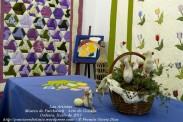 Mostra de Patchwork - arte en Cendón - Cedeira, xullo de 2011 - fotografía por Fermín Goiriz Díaz (9)