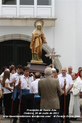 PROCESIÓN DE SANTA ANA - CEDEIRA 26 DE JULIO DE 2011 - FOTOGRAFÍA POR FERMÍN GOIRIZ DÍAZ (31)