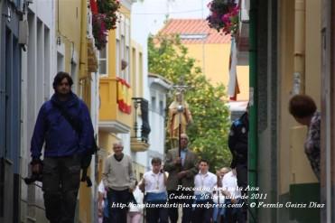 PROCESIÓN DE SANTA ANA - CEDEIRA 26 DE JULIO DE 2011 - FOTOGRAFÍA POR FERMÍN GOIRIZ DÍAZ (55)