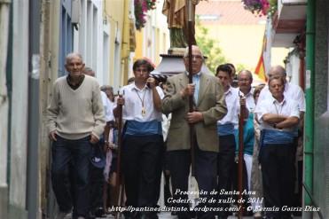 PROCESIÓN DE SANTA ANA - CEDEIRA 26 DE JULIO DE 2011 - FOTOGRAFÍA POR FERMÍN GOIRIZ DÍAZ (58)