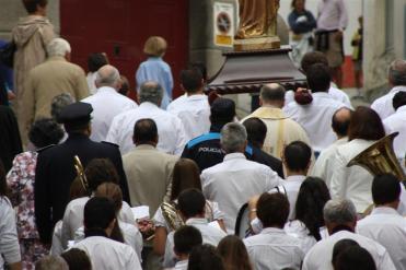PROCESIÓN DE SANTA ANA - CEDEIRA 26 DE JULIO DE 2011 - FOTOGRAFÍA POR FERMÍN GOIRIZ DÍAZ