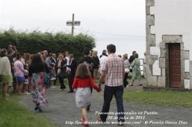 Procesión fiestas de Santiago - Pantín 25 de julio de 2011 - fotografía por Fermín Goiriz Díaz (23)