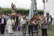 Procesión fiestas de Santiago - Pantín 25 de julio de 2011 - fotografía por Fermín Goiriz Díaz (37)