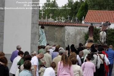 Procesión fiestas de Santiago - Pantín 25 de julio de 2011 - fotografía por Fermín Goiriz Díaz (51)