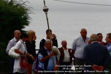 Procesión fiestas de Santiago - Pantín 25 de julio de 2011 - fotografía por Fermín Goiriz Díaz (9)