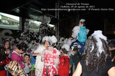 fotos del carnaval de verano 2011 - Cedeira, 05 de agosto de 2011 - fotografía por Fermín Goiriz Díaz (33)