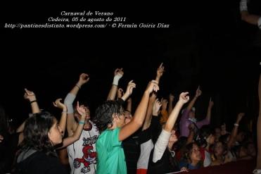 fotos del carnaval de verano 2011 - Cedeira, 05 de agosto de 2011 - fotografía por Fermín Goiriz Díaz (45)