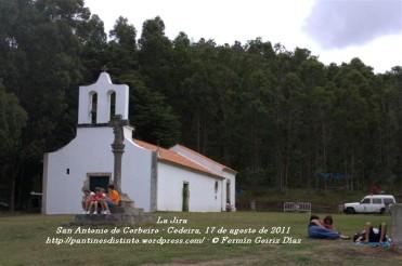 JIRA-GIRA-XIRA A SAN ANTONIO DA CORBEIRO - CEDEIRA 17 DE AGOSTO DE 2011 - FOTOGRAFÍA POR FERMÍN GOIRIZ DÍAZ (3)