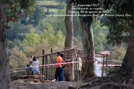 LUGNASAD 2011 - CONSTRUCCIÓN DAS CASETAS DOS CLANS - CEDEIRA 24 DE AGOSTO DE 2011 - FOTOGRAFÍA POR FERMÍN GOIRIZ DÍAZ (12)
