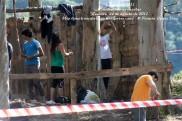 LUGNASAD 2011 - CONSTRUCCIÓN DAS CASETAS DOS CLANS - CEDEIRA 24 DE AGOSTO DE 2011 - FOTOGRAFÍA POR FERMÍN GOIRIZ DÍAZ (18)