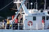 Pesquero de Cedeira INMACULADA ZARPANDO PARA LA COSTERA DEL BONITO - Cedeira, 31 de julio de 2011 - Galicia - fotografía por Fermín Goiriz Díaz (41)