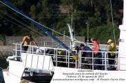Pesquero de Cedeira INMACULADA ZARPANDO PARA LA COSTERA DEL BONITO - Cedeira, 31 de julio de 2011 - Galicia - fotografía por Fermín Goiriz Díaz (48)